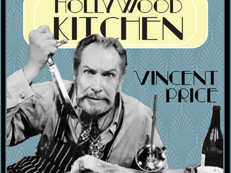 Vincent Price's Rice-Stuffed Green Peppers
