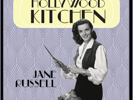 Jane Russell's Spiced Cocoa