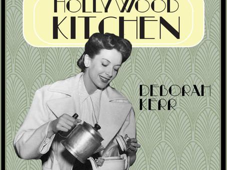 Deborah Kerr's Coconut Scones