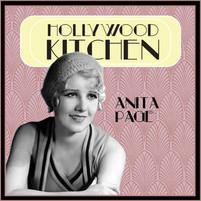 Anita Page's Chocolate Layer Cake