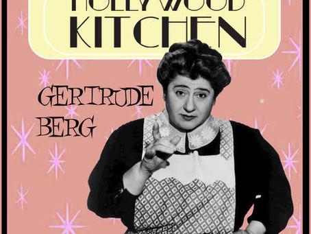 Gertrude Berg's Chicken Soup