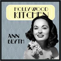 Ann Blyth's Blueberry Muffins