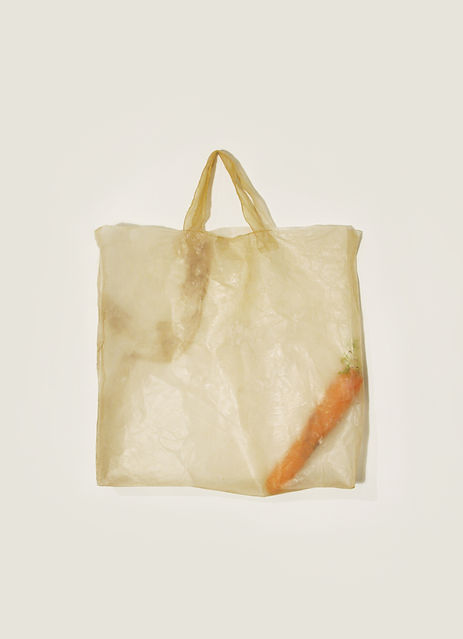 CARROT CELLULOSE BAG