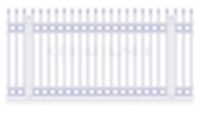 Купить металлический забор сварной ЗС 1800-6 - www.ograda.net