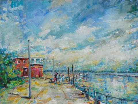 »Schulauer Hafen«
