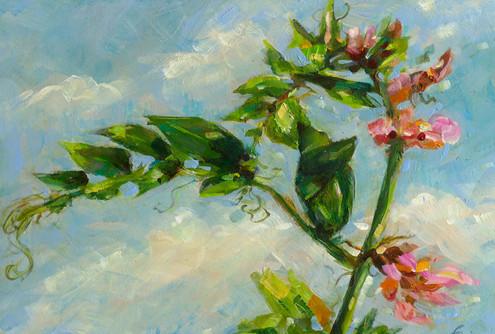 SmartArt Blüte im Himmel