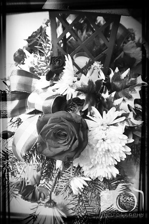Holiday Flowers Artsy