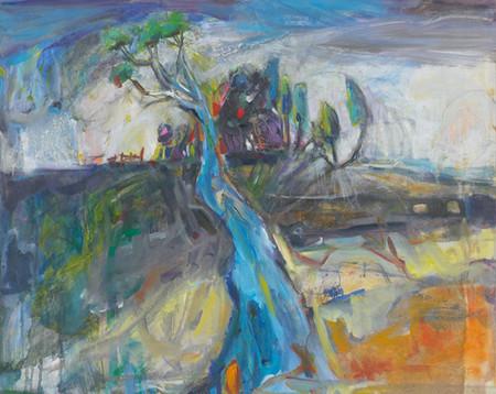 »Blauer Baum«