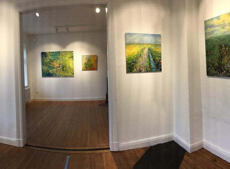 Einblick in meine Ausstellung Teil 03