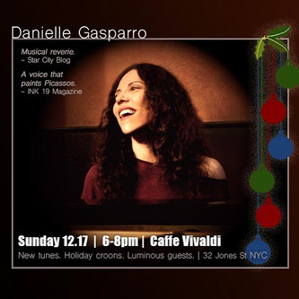 SUN 12/17 - Concert in NYC
