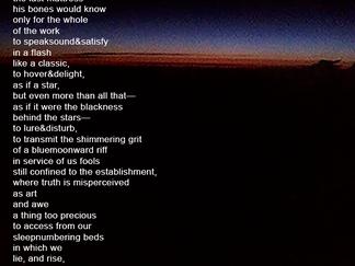 Lazarus (a poem)*