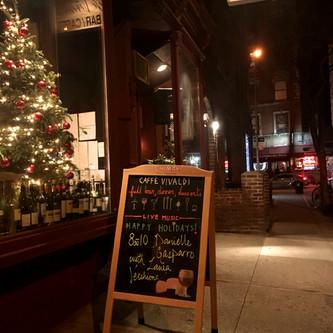 NYC Dec Residency - Closing Night Reverie