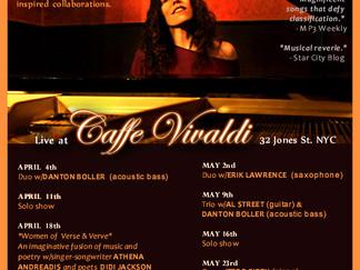 Spring Artist Residency in NYC - Sweet Program Peek!