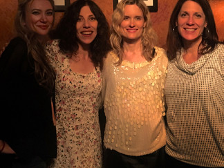 Heroines of the Imaginative Pen Unite!