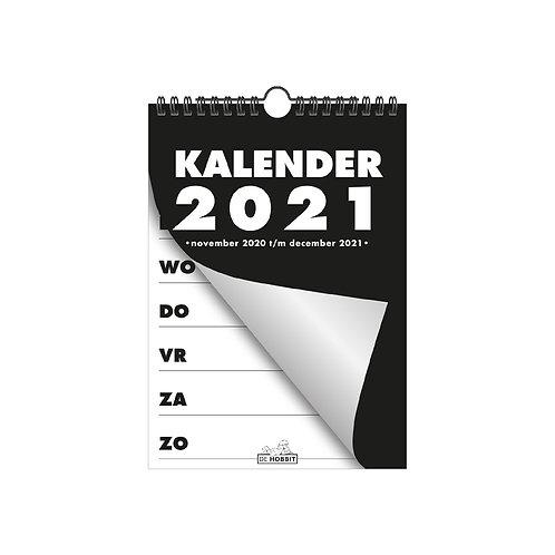 Spiraalkalender A5 D1 2021