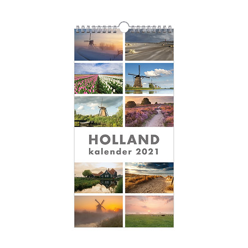 Minikalender Holland 2021