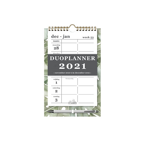 Duoplanner D2 2021