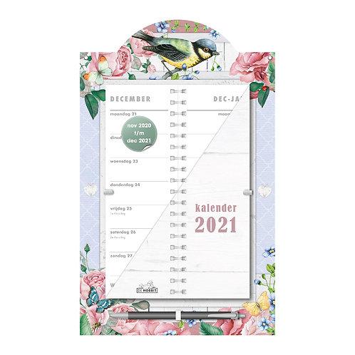 Omslagkalender Luxe Brocante 2021