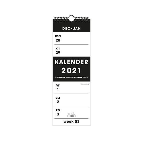 Weekkalender Smal D1 2021