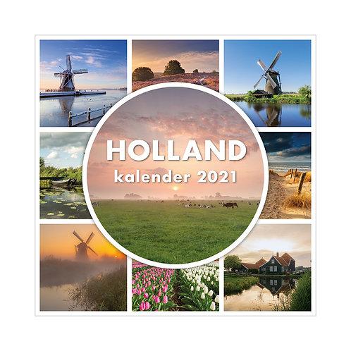 Jaarkalender Holland 2021