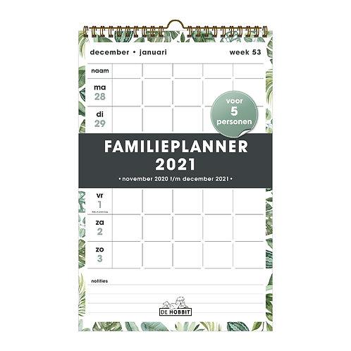 Familieplanner Spiraal D1 2021