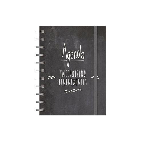 Agenda Spiraal A6 D5 2021