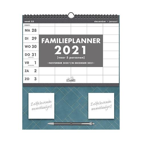 Familieplanner Memo D1 2021