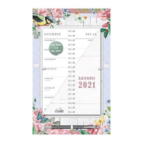 Omslagkalender Brocante 2021