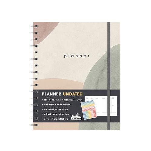 Planner Undated 2021