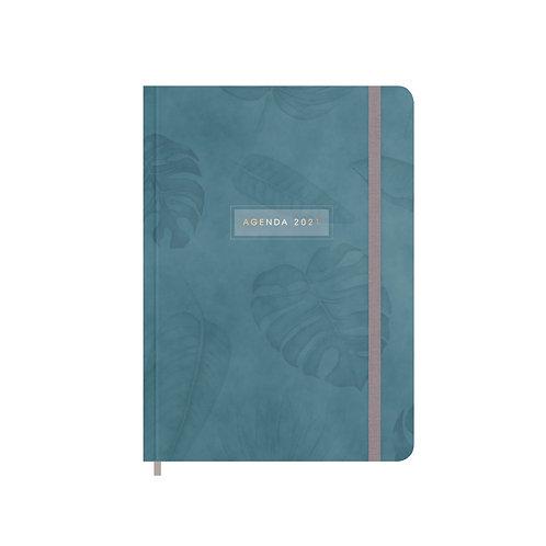 Agenda A5 D4 + Notitieboek 2021