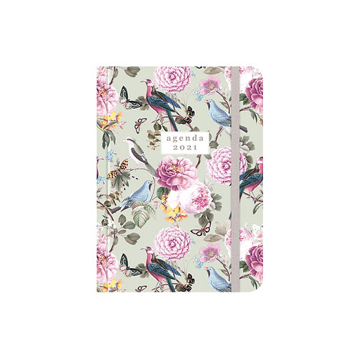 Agenda Soft Pocket A6 D7 2021