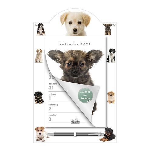 Weekscheurkalender Honden 2021