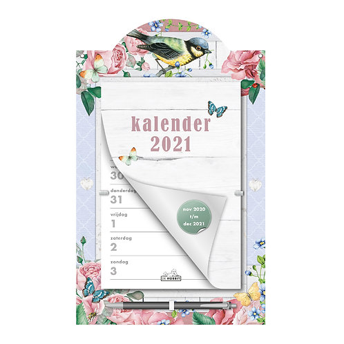 Weekscheurkalender Brocante 2021