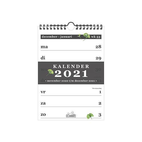 Spiraalkalender A5 D3 2021