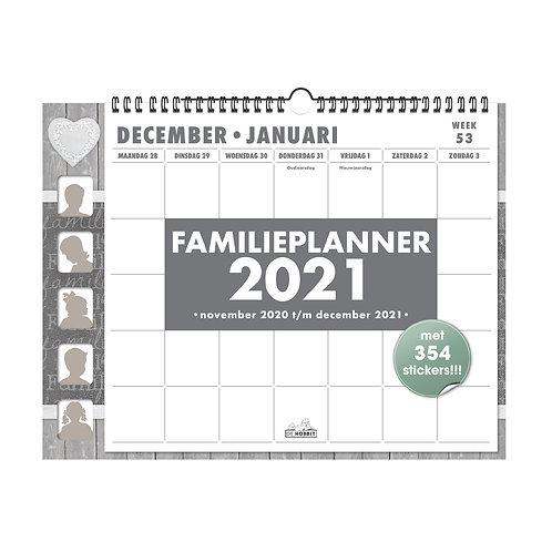Familieplanner Omslag D2 2021