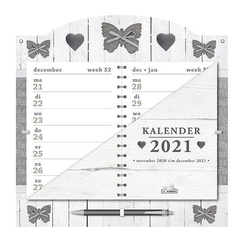 Kalender 2-weeks D1 2021