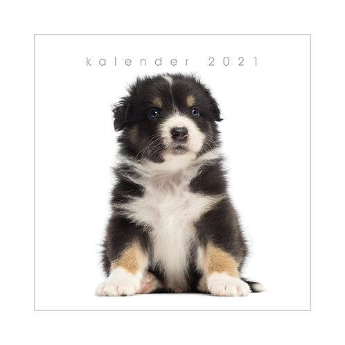 Jaarkalender Honden 2021