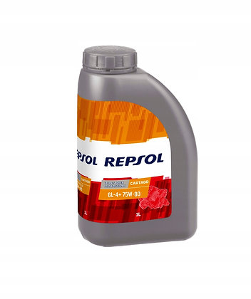 Repsol CARTAGO GL4+ 75W80 1L