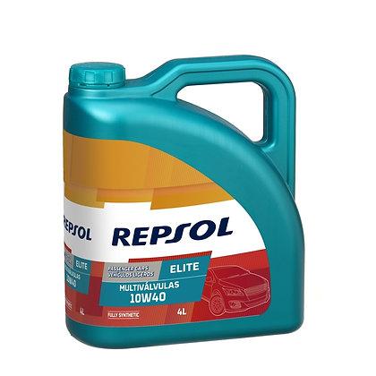 Repsol Elite Multivalvulas 10W40 4L