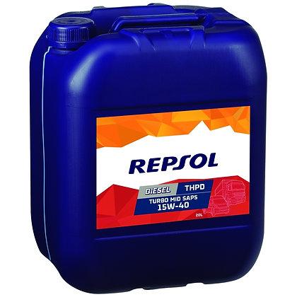 Repsol THPD TURBO MID SAPS 15W40 20L
