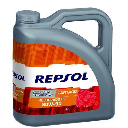 Repsol CARTAGO Multigrado EP 80W90 5L