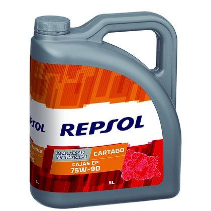 Repsol Cartago Cajas EP 75W90 5 L