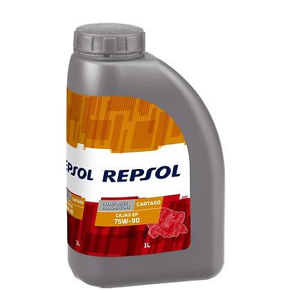 Repsol CARTAGO Cajas EP 75W90 1L