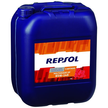 Repsol Cartago Multigrado E.P. 85W140 20L
