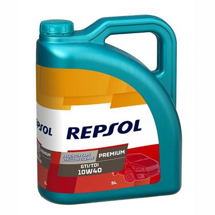 Repsol Premium GTI/TDI 10W40 5L