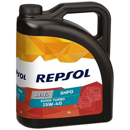Repsol SHPD SUPER TURBO 15W40 5L