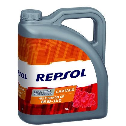 Repsol Cartago Multigrado E.P. 85W140 5L
