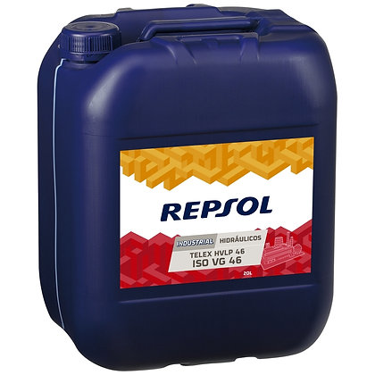 Repsol Telex HVLP ISO VG 46 20L