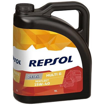 Repsol Mixfleet 15W40 5L