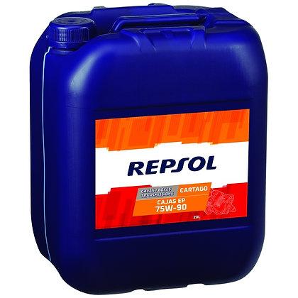 Repsol Cartago Cajas EP 75W90 20L